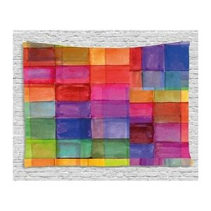 Tapestry Square Painting Print Backdrop